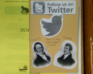 Twitter lewis and Clark